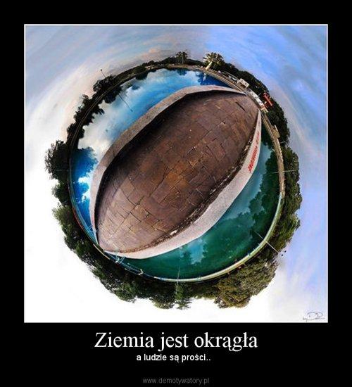 Ziemia jest okrągła