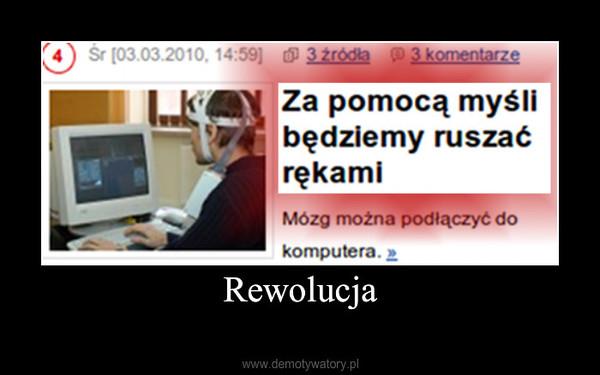 Rewolucja –