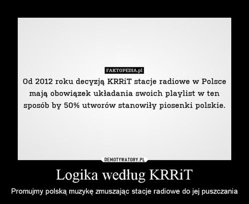 Logika według KRRiT
