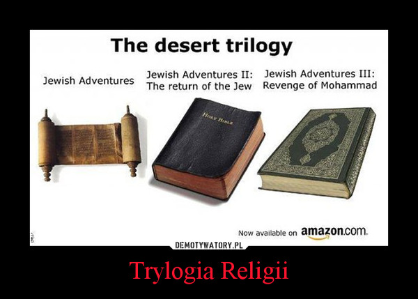 Trylogia Religii –