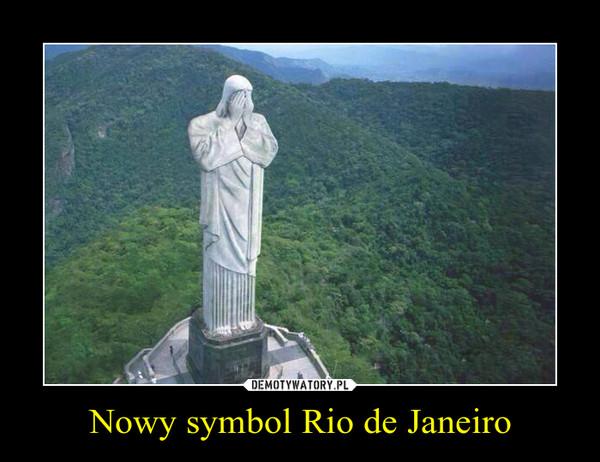 Nowy symbol Rio de Janeiro –