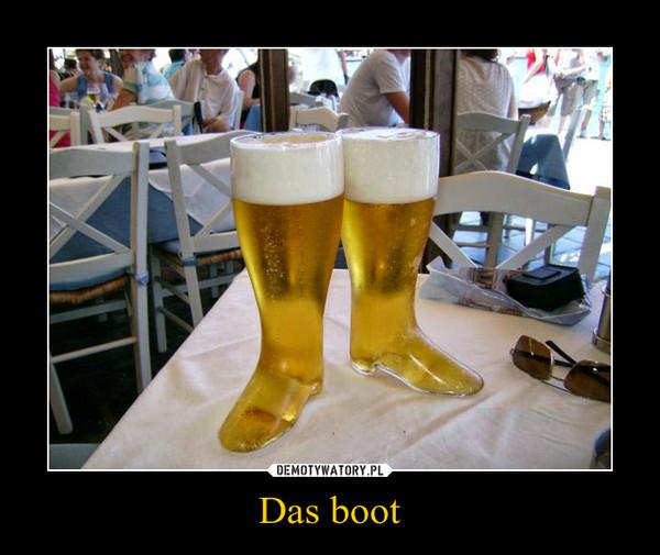Das boot –
