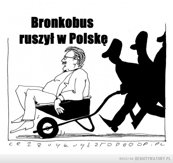 Bronkobus –