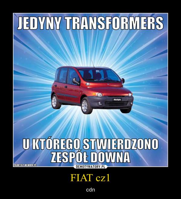 FIAT cz1 – cdn