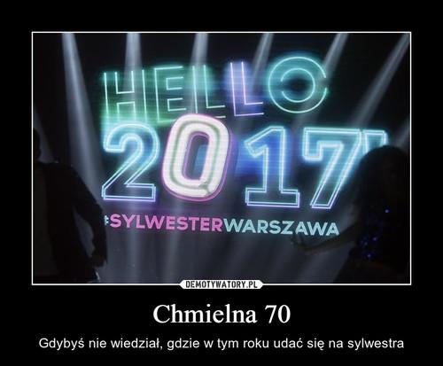 Chmielna 70