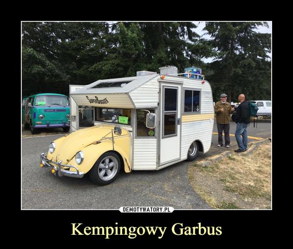 Kempingowy Garbus –