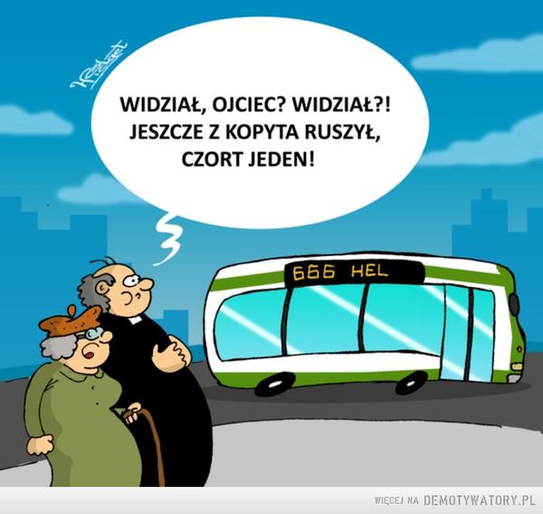 Autobus na Hel – Prawdopodobnie najsłynniejszy polski autobus.