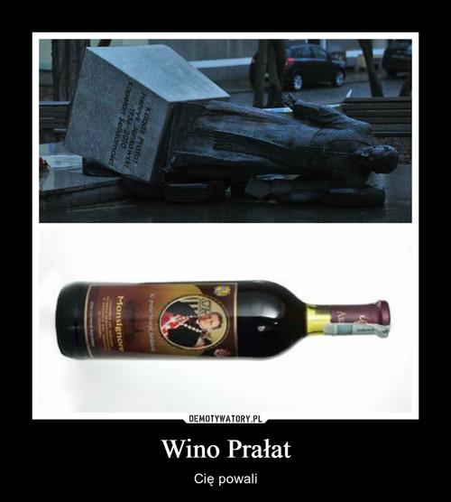 Wino Prałat