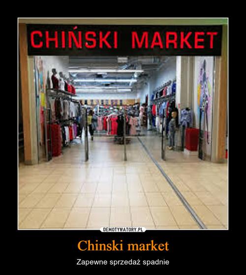 Chinski market