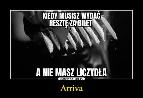 Arriva