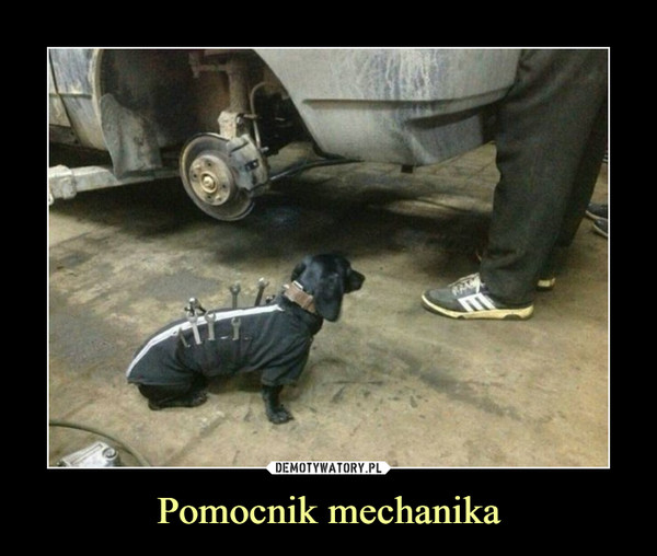 Pomocnik mechanika –