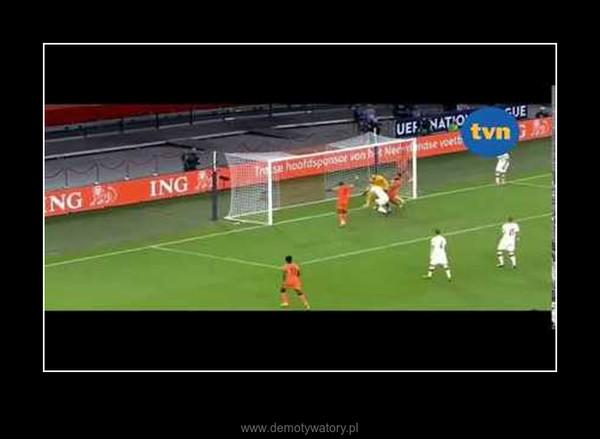Gdyby mecze reprezentacji były transmitowane na TVNie –