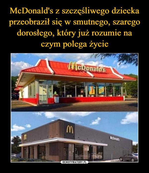 –  McDonald's