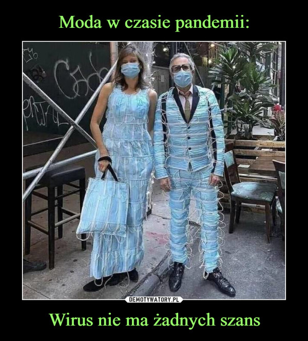 Wirus nie ma żadnych szans –