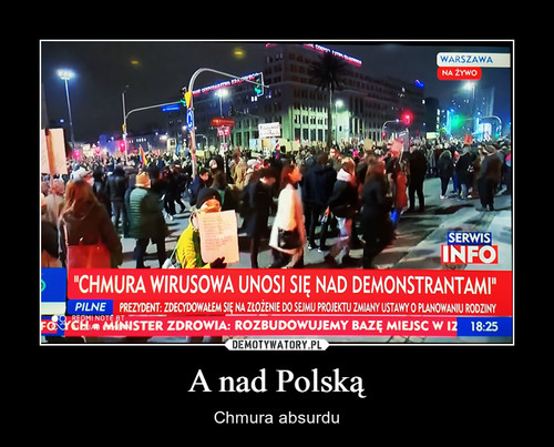 A nad Polską