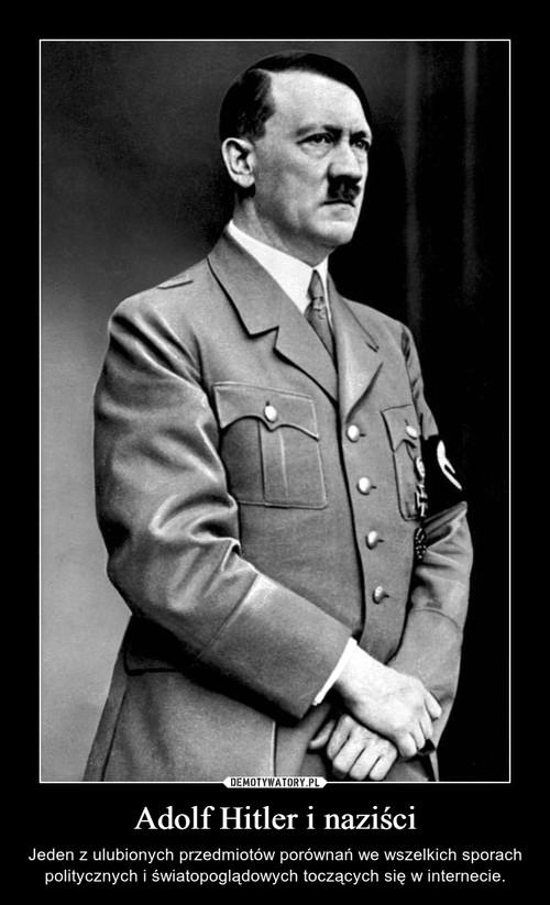 Adolf Hitler i naziści
