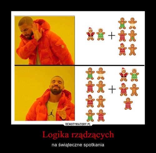 Logika rządzących
