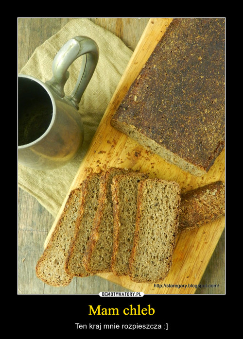 Mam chleb