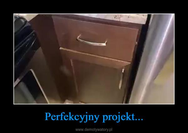 Perfekcyjny projekt... –
