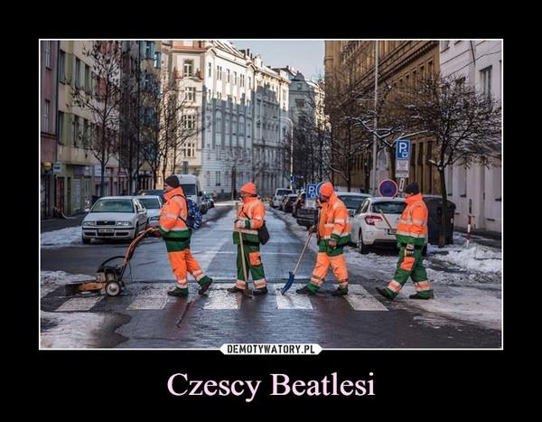 Czescy Beatlesi –