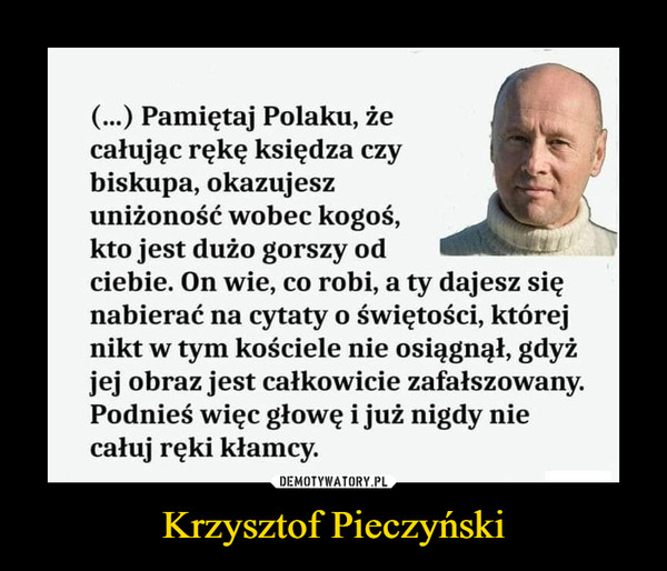 Krzysztof Pieczyński –