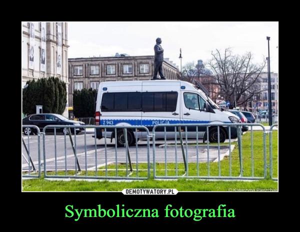 Symboliczna fotografia –