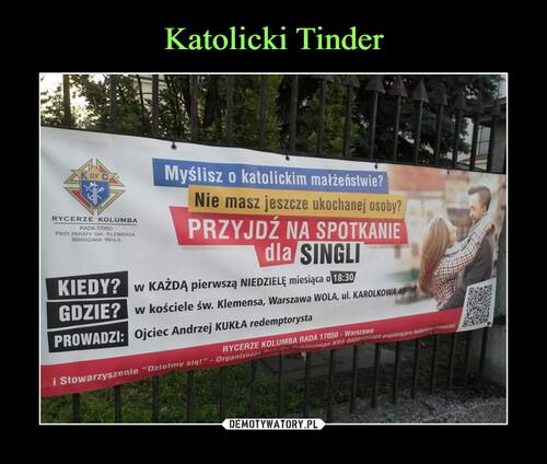 Katolicki Tinder