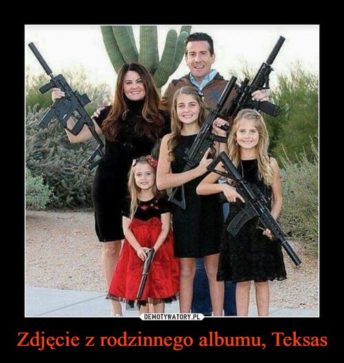Zdjęcie z rodzinnego albumu, Teksas