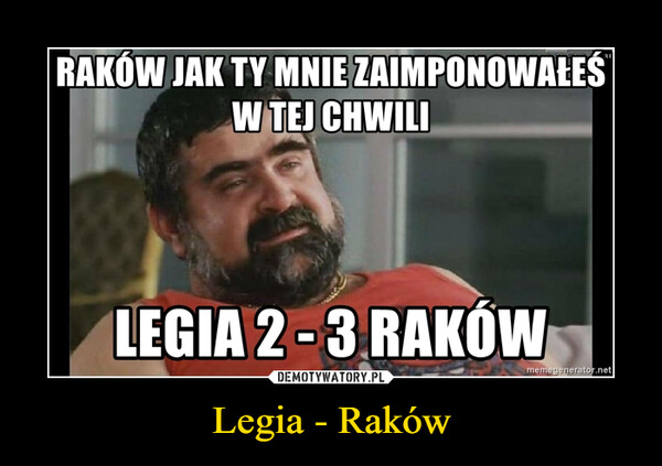 Legia - Raków –